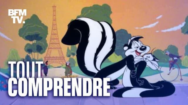 """""""Pépé le Putois"""""""