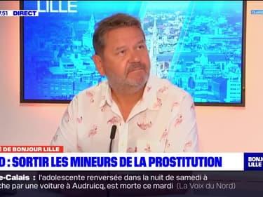 """Nord: l'association Solfa comptabilise environ """"150"""" mineures victimes de prostitution"""