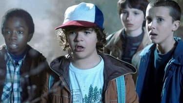 "Le casting de ""Stranger Things"""