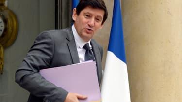Le ministre des Sports Patrick Kanner, le 20 novembre 2014.