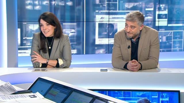 Me Marie-Pompei Cullin et Me Xavier Nogueras, les avocats de Jawad Bendaoud.