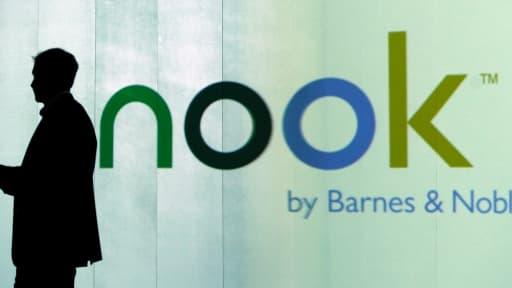 Microsoft envisagerait d'acquérir les tablettes et liseuses Nook, du groupe Barnes & Noble.