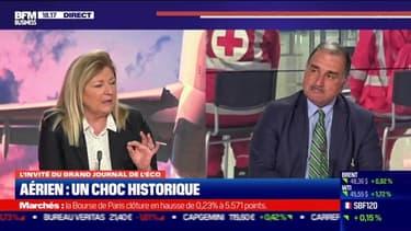 Marwan Lahoud (ACE Management) : Un choc historique dans le secteur aérien - 25/11
