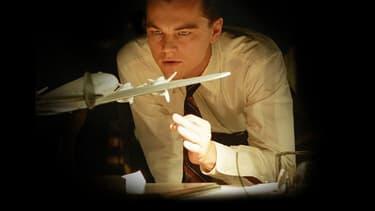 Leonardo DiCaprio dans Aviator