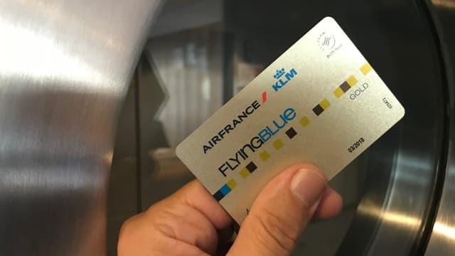 """Avec le nouveau barème, trois allers-retours vers New York en business effectués en 12 mois suffiront à décrocher une carte flying Blue """"Gold""""."""