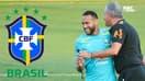 """Brésil : """"Il doit s'amuser sur le terrain""""... après Thiago Silva, Tite vole au secours de Neymar"""