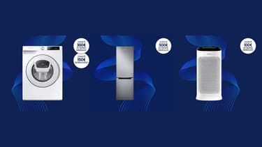 Samsung : c'est le moment ou jamais d'acheter son électroménager sur le site officiel