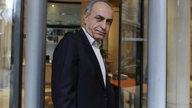 """Mis en examen dans l'enquête sur des affaires de corruption présumée en marge de contrats d'armement, l'homme d'affaires franco-libanais Ziad Takieddine a déposé plainte pour """"atteinte aux libertés"""" contre le juge chargé de l'affaire. /Photo d'archives/RE"""