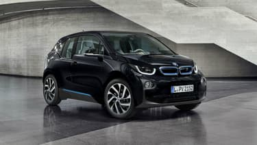 La BMW i3 sera éligible aux subventions qui seront lancées au 1er mai, en Allemagne, au contraire de sa grande sœur, la i8, qui est pourtant un modèle hybride rechargeable.