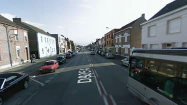 L'altercation s'est produite dans une habitation de la rue Jean Jaurès, à Bruay-sur-l'Escaut.