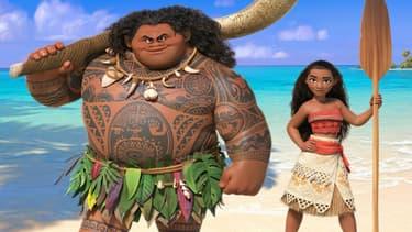 Le nouveau long-métrage Disney a été rebaptisé Oceania en Italie.