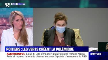 Poitiers: les Verts créent la polémique - 03/04