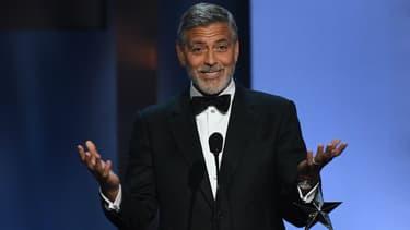 George Clooney à Los Angeles en 2018