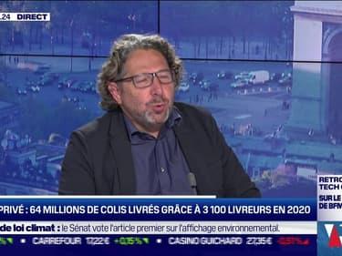 Frédéric Pons (Colis Privé) : Colis Privé prépare son entrée en Bourse - 15/06