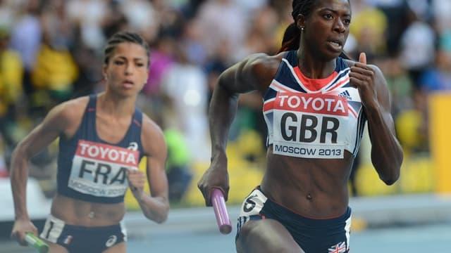 Le relais féminin français termine 4e de la finale