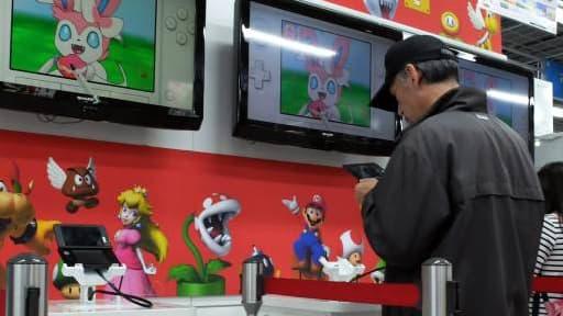 Nintendo table sur une perte de 190 millions d'euros pour l'exercice en cours.