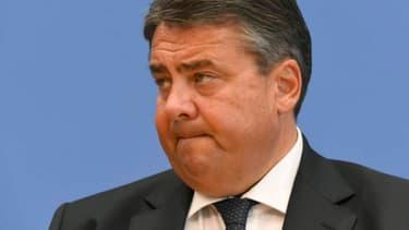 Sigmar Gabriel juge que l'Allemagne n'a pas besoin de changer sa ligne budgétaire.