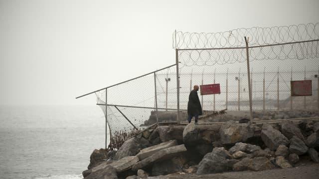 400 migrants ont réussi à forcer la frontière Maroc-Espagne, à Ceuta, ce vendredi. (Photo d'illustration)