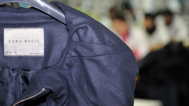 Il faut 25 jours à Zara pour envoyer un nouveau modèle dans ses 7.300 magasins à travers le monde.
