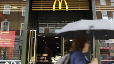 Une salade contaminée dans plusieurs McDonald's