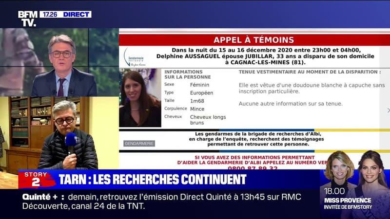 Disparition de Delphine Jubillard: le maire de Cagnac-les-Mines se dit