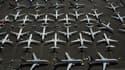 Des dizaines de Boeing 737 Max cloués au sol