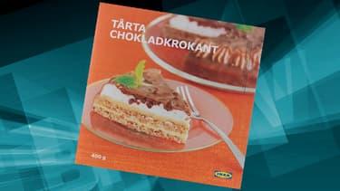 Les tartes incriminées sont au chocolat et aux amandes.