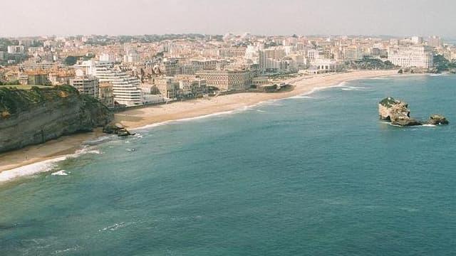 Les vacanciers ont payé 136 € par nuit d'hôtel cet été à Biarritz