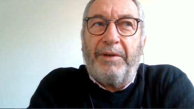 Éric Mouzin le 10 mai 2021