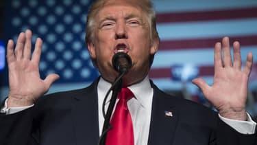 Fin mars, Donald Trump avait déjà attiré l'attention sur une caravane de migrants d'Amérique centrale.