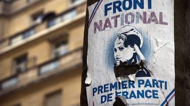 Dans le département de l'Aisne, le Front national pourrait obtenir 40% des suffrages au premier tour, selon un sondage.