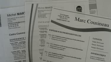 Formations et expériences professionnelles mentionnées sur le CV sont passées au crible.