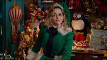 "Emilia Clarke dans ""Last Christmas"""