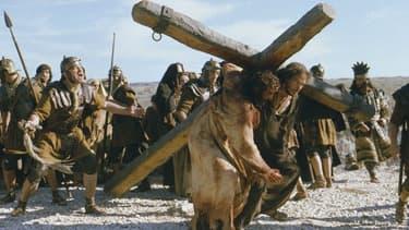 """Jim Caviezel incarnait Jésus dans """"La passion du christ"""" sorti en 2004"""