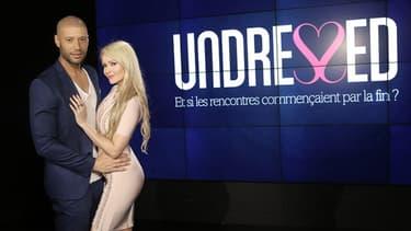 "Xavier et Tatiana-Laurence Delarue présentent ""Undressed"""