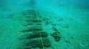 Plus de quatre siècles après la mort de Sir Francis Drake, corsaire et explorateur anglais de légende, des archéologues pensent avoir découvert deux des derniers navires qu'il ait commandés au large des côtes du Panama. /Photo prise le 19 octobre 2011/REU