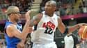 Tony Parker face à Kobe Bryant