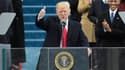 Donald trump a été investi le 20 janviert dernier.