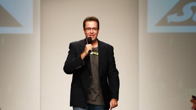 Jared Fogle, le 11 septembre 2013 à New York.