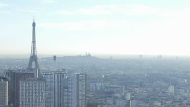 Un épisode de pollution est en cours en Ile-de-France.
