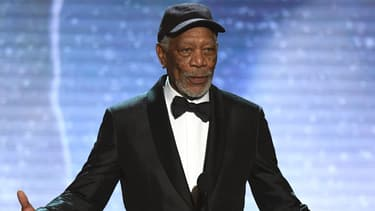 Morgan Freeman en 2018