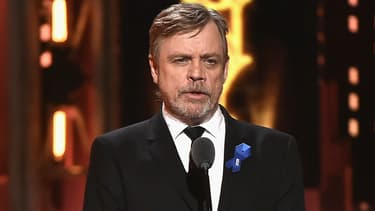 Mark Hamill lors des Tony Awards à New York en 2017