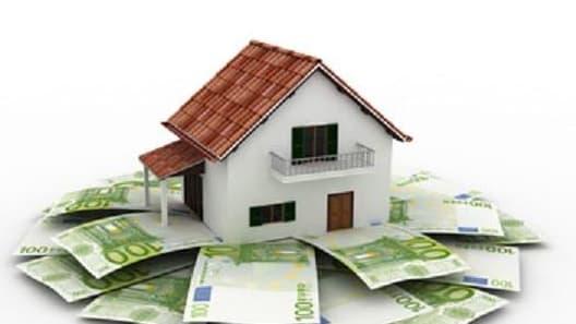 La baisse des prix pèsera sur le patrimoine des Français