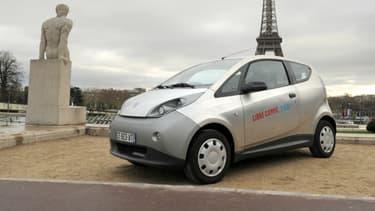 La BlueCar reste cependant la 3e voiture électrique la plus immatriculée en France, mais essentiellement grâce aux réseaux d'auto-partage.