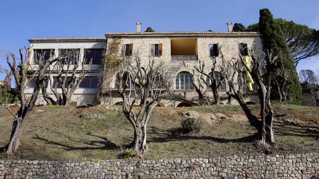 L'ancienne maison de Pablo Picasso est proposée aux enchères.