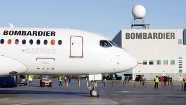Bombardier fait l'objet d'une enquête fédérale