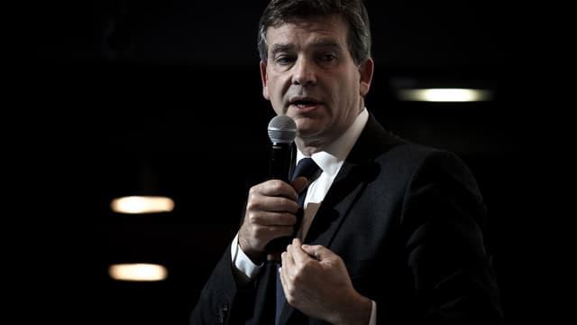 Arnaud Montebourg est désormais candidat à la primaire du PS.