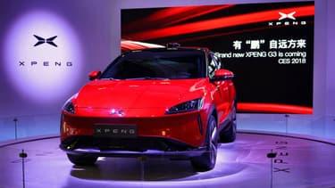 Le G3, un SUV électrique et partiellement autonome, reprend une partie des brevets rendus publics par Tesla.
