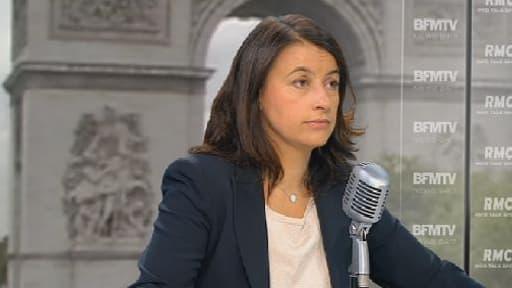 Cécile Duflot, l'ancienne ministre du Logement, était interviewée sur BFMTV ce 17 juin
