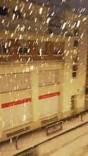 Chutes de neige à Beauvais (Oise) - Témoins BFMTV - Témoins BFMTV